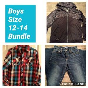 Boys 12-14 Lot Bundle